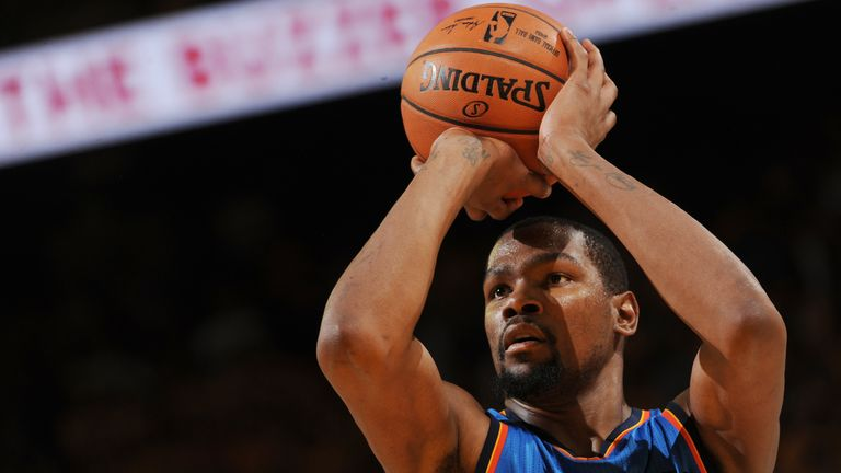 Kevin Durant has left Oklahoma City Thunder after nine seasons