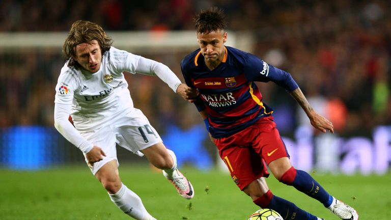 Luka Modric could be key for Real Madrid in El Clasico, says Balague