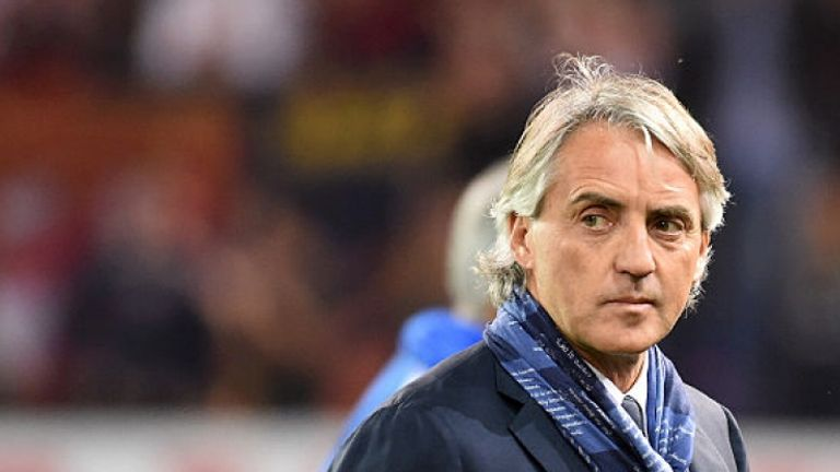 Roberto Mancini has left his role as head coach at Inter Milan