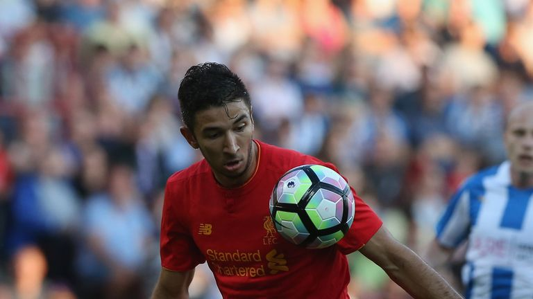 Marko Grujic suffered suspected concussion during Liverpool's 1-0 International Champions Cup defeat