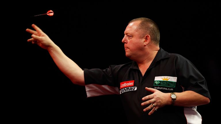 Mardle likes the chances of Mervyn King, whose consistency on double 16 puts him in the frame
