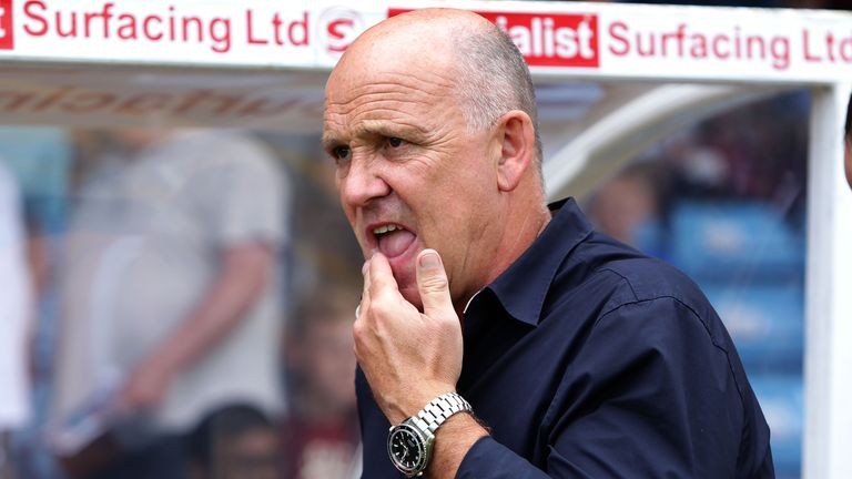 Mike Phelan is in charge of Hull following Bruce's resignation