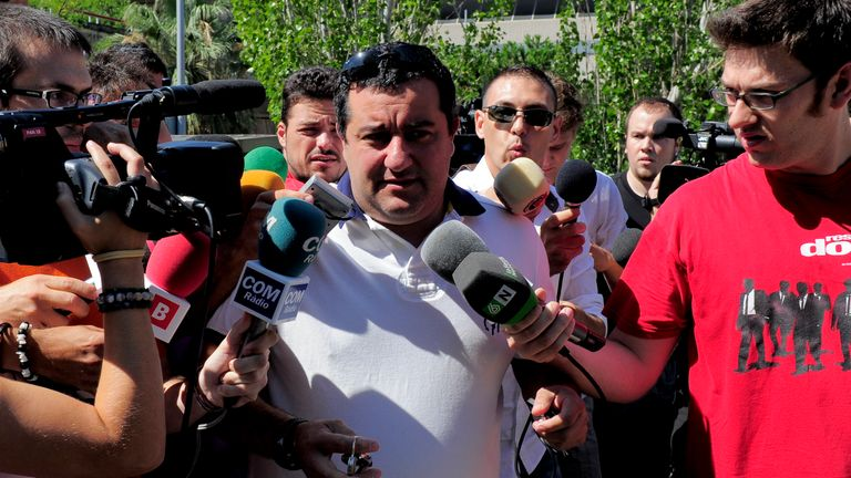 Agent Mino Raiola will be paid £24m from the transfer, according to Juventus