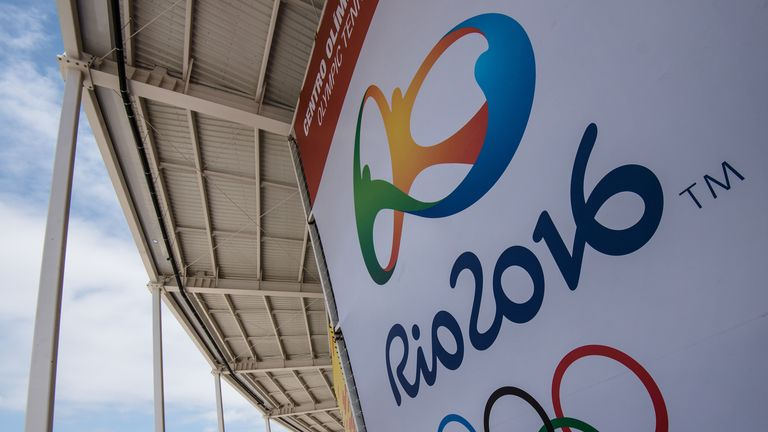 Security is expected to be extremely tight at the upcoming Rio Olympics