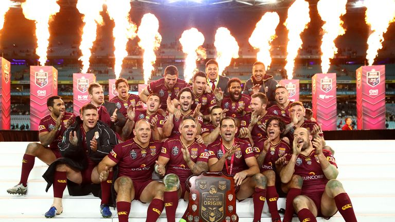 Could State of Origin be contested in Hawaii?