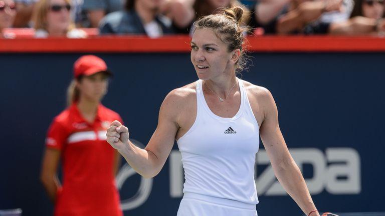Simona Halep And Madison Keys Meet In Rogers Cup Final Tennis News