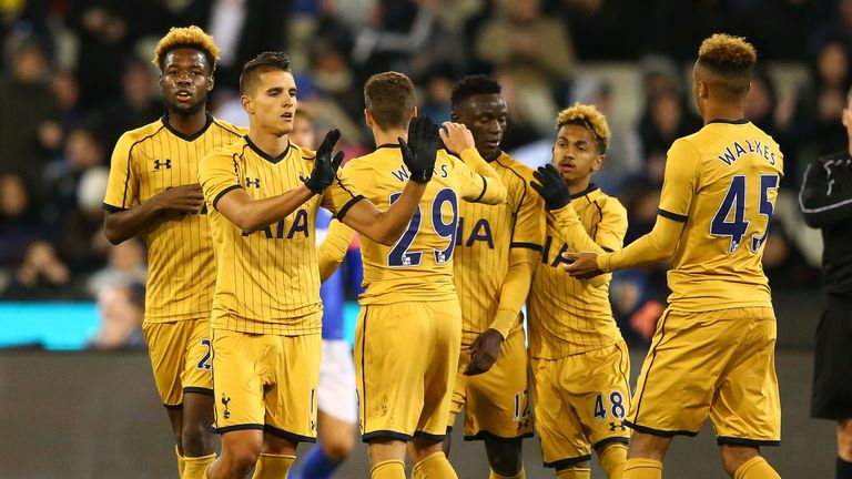 Tottenham could repeat their third-place finish again this season, says Graeme Souness