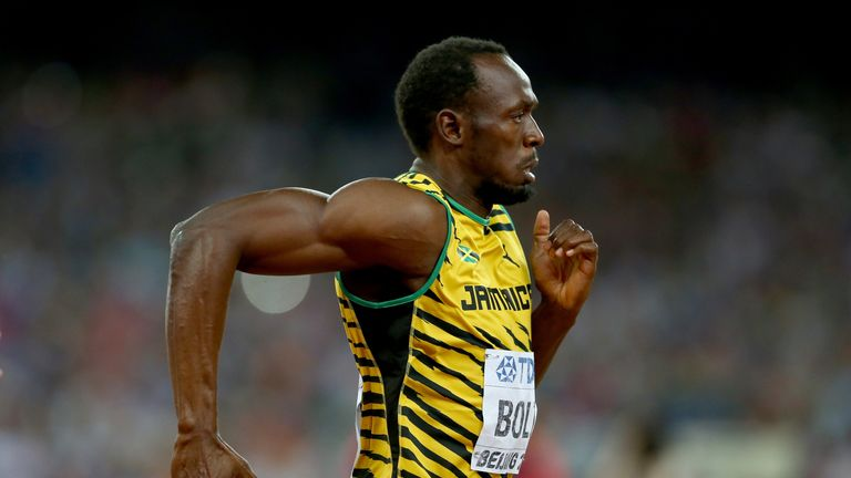 Usain Bolt: What makes him the fastest man in the world ...
