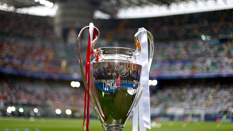 Which Premier League teams will be playing in the Champions League?