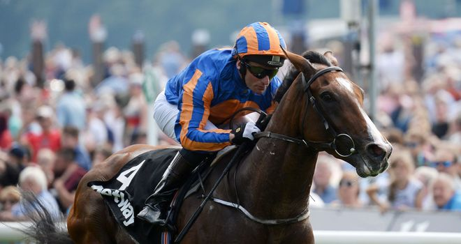 Idaho: St Leger favourite