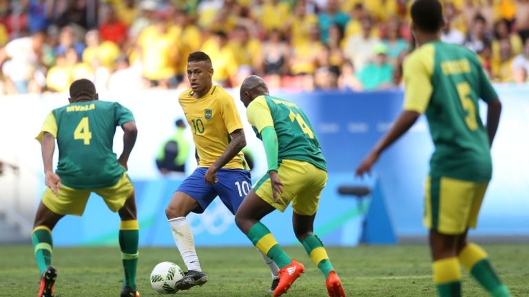 The Barcelona playmaker has failed to spark while Brazil have yet to score a goal in the tournament