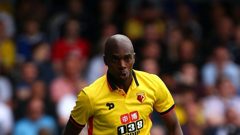 Allan Nyom signed a new deal earlier this month