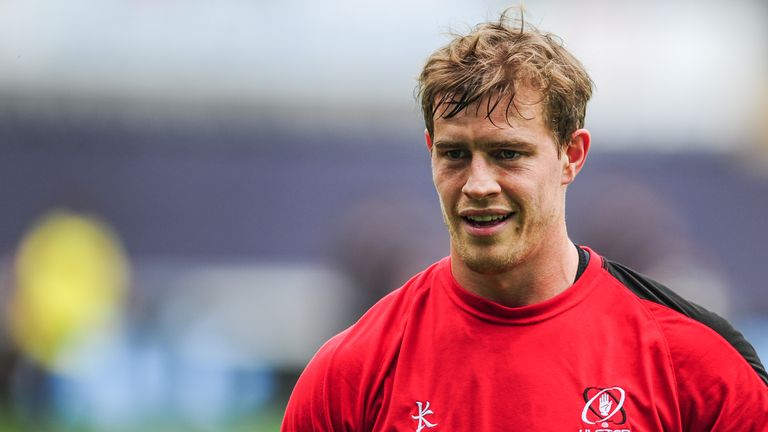 Trimble has made 70 appearances for Ireland and over 200 for Ulster