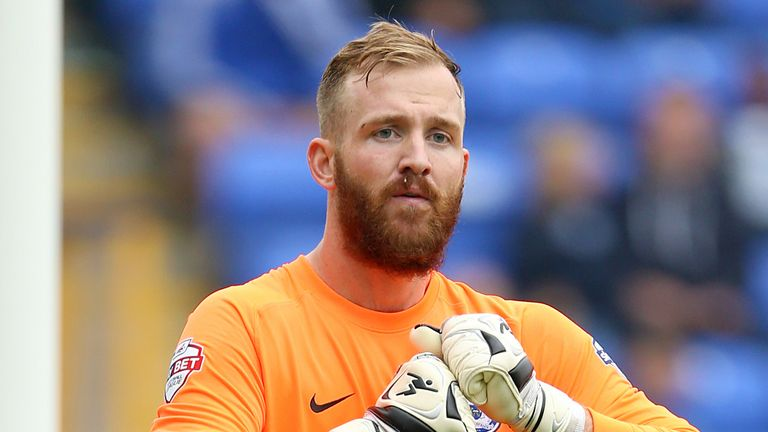 Goalkeeper Ben Alnwick has been in  impressive form for Bolton in recent weeks