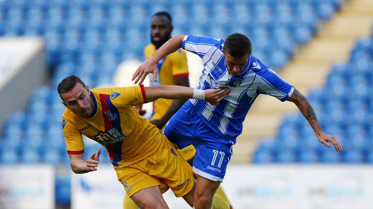 Brennan Dickenson: On target for victorious Colchester