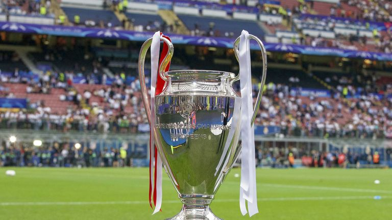 UEFA  considers changing format of Champions League in favour of top teams