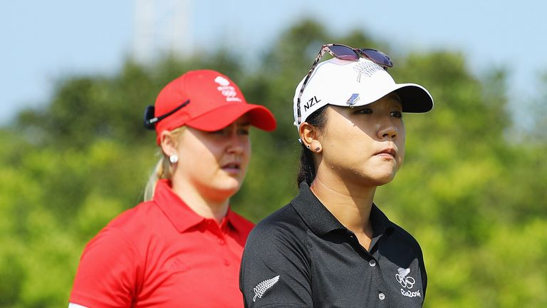 Charley Hull and Lydia Ko have both experienced success in 2016