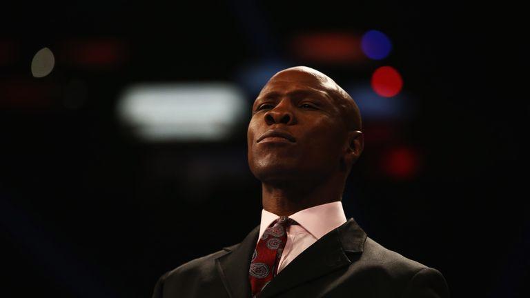 Chris Eubank is calling for a Saunders v Eubank Jr rematch