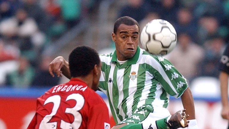 Despite spending big on Denilson, Real Betis finished mid-table