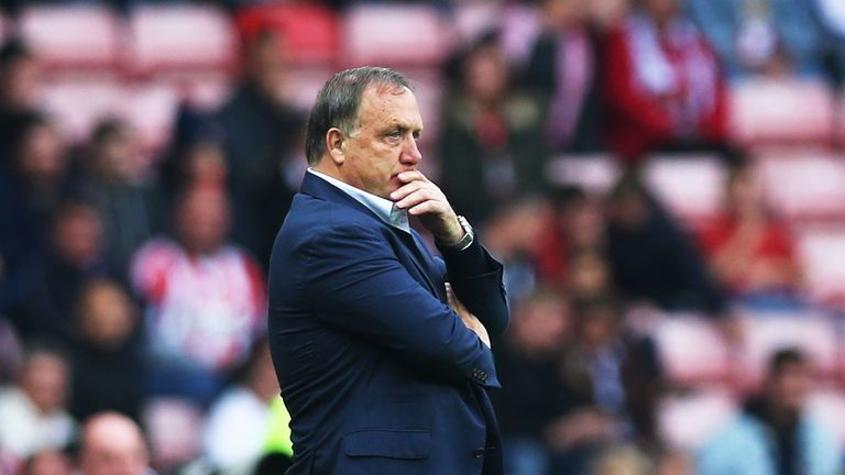 Dick Advocaat's Fenerbahce reached the group stage