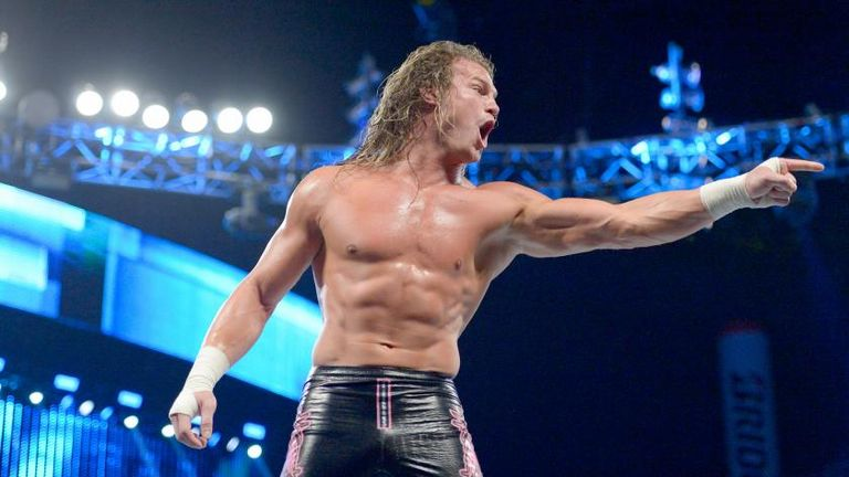 Ziggler is in his fifth reign as Intercontinental Champion