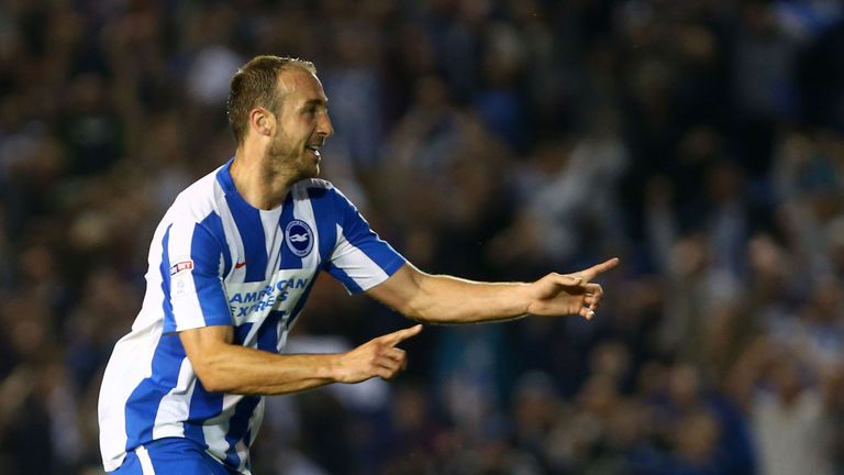 Glenn Murray can net the winning goal, says Ollie