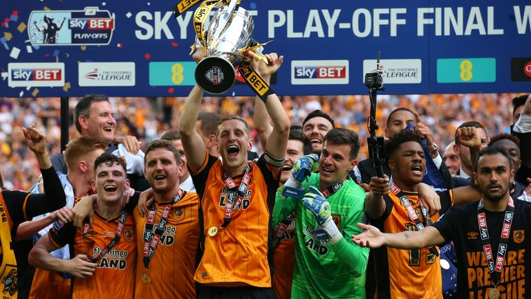 Hull are back in the top flight - and a consortium are interested in buying the club