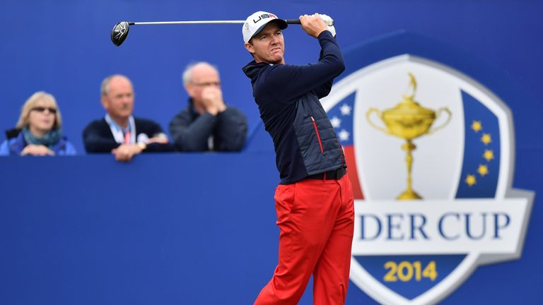 Newly-crowned PGA Championship winner Jimmy Walker played at Gleneagles two years ago