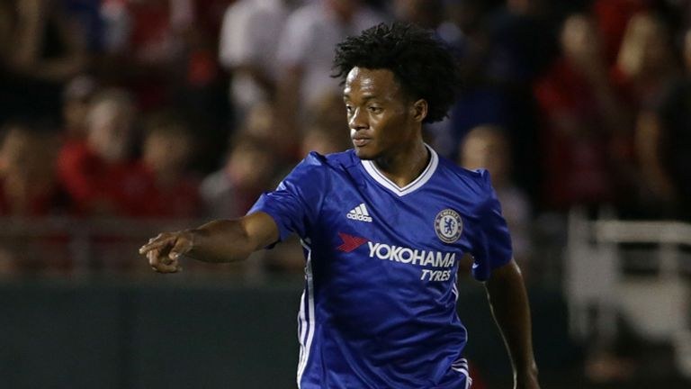 Juan Cuadrado is on his way to Juventus