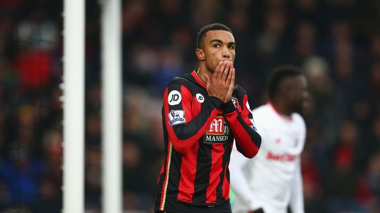Junior Stanislas joined Bournemouth on a free transfer from Burnley in 2014