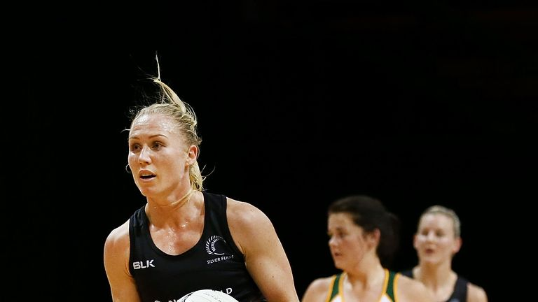 Langman has been elected by her team-mates to captain the Silver Ferns in their Quad Series campaign