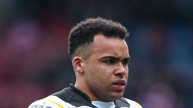 Mason Caton-Brown is back with Wakefield