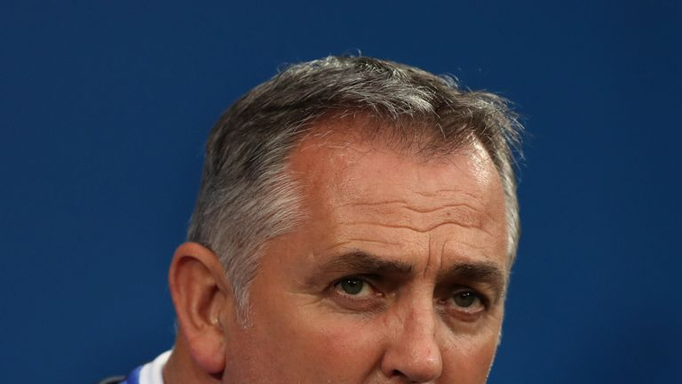Owen Coyle's Blackburn Rovers remain at the bottom of the Championship table.