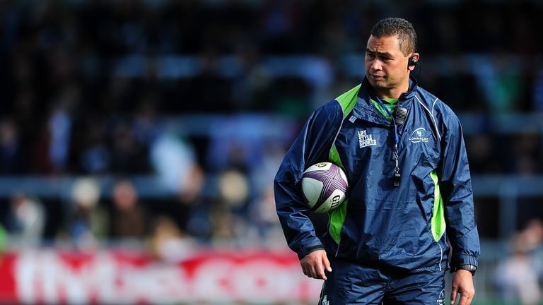 Ex-head coach Pat Lam guided Connacht to the PRO12 title in 2016 against all odds
