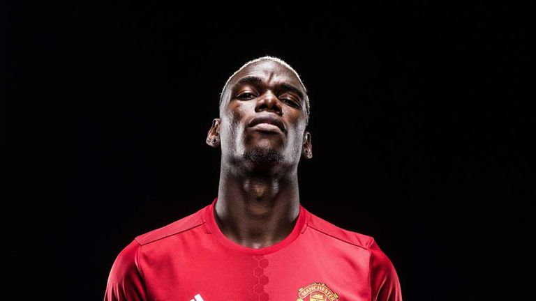 United have been tracking Pogba for the past three years and have finally got their man