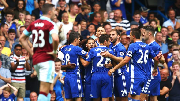 Fabregas was not called upon from the bench on Saturday as Chelsea eased to a 3-0 win over Burnley