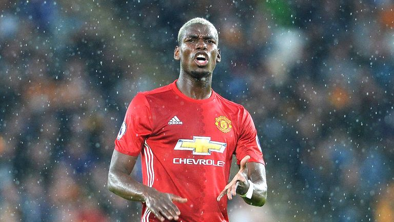 Thierry Henry says Paul Pogba has an air of confidence about him