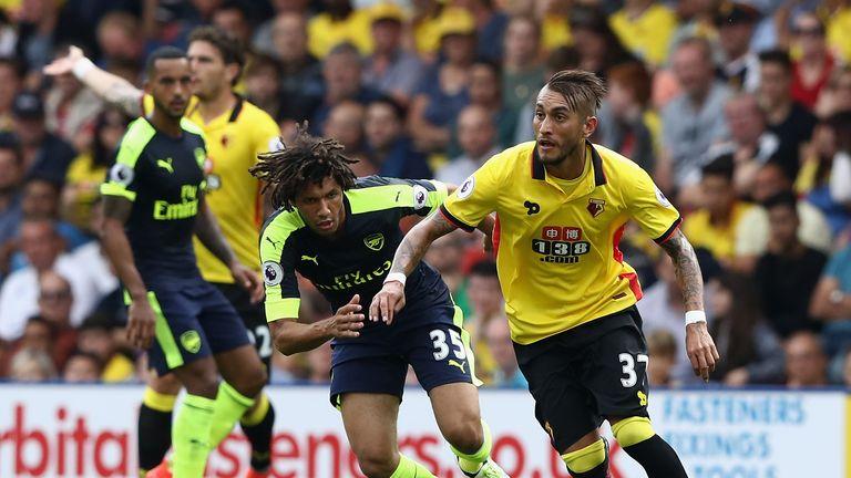 Roberto Pereyra joined Watford this summer