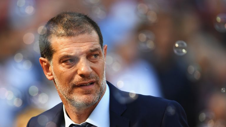 Slaven Bilic is looking to add to his West Ham squad ahead of the August 31 deadline