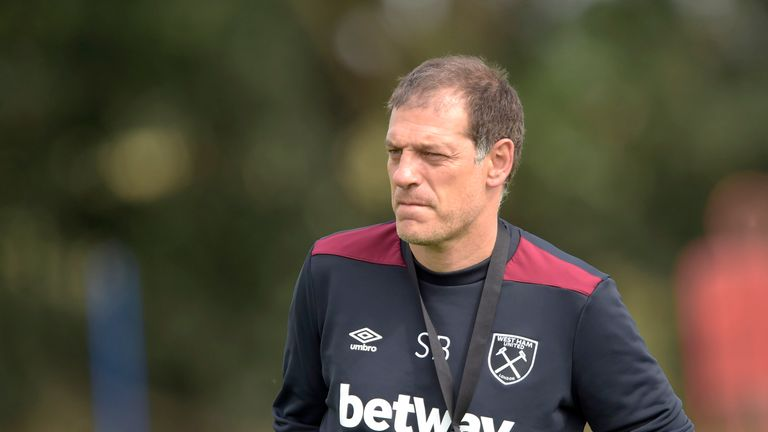 Calleri is unlikely to be first choice at London Stadium under Slaven Bilic