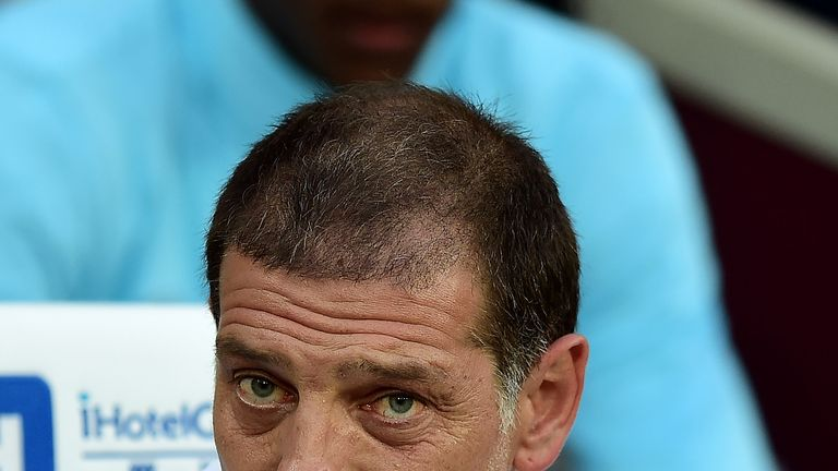 West Ham boss Slaven Bilic is in confident mood ahead of his side's trip to Manchester City on Sunday