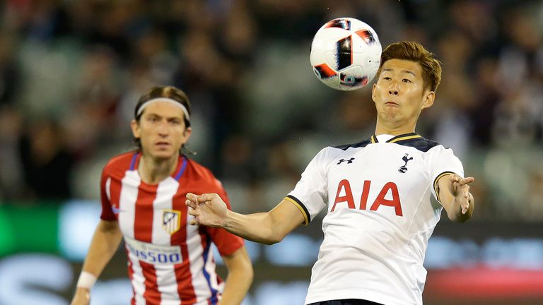 Heung-min Son is part of Mauricio Pochettino's plans -  Sky sources