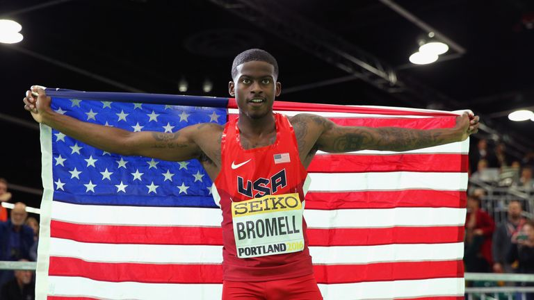 Trayvon Bromell is the hottest young talent in the US