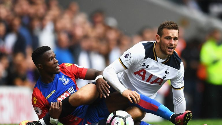 Vincent Janssen is also likely to start at White Hart Lane against the Gills