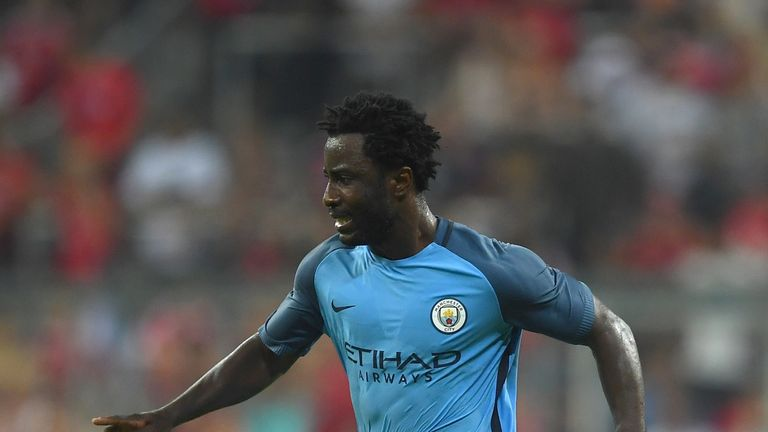 Wilfried Bony has signed for Stoke City