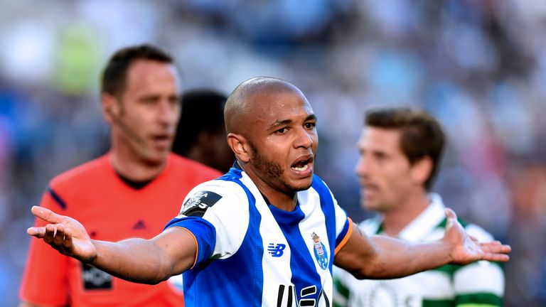 Yacine Brahimi is understood to prefer a move to a Champions League club