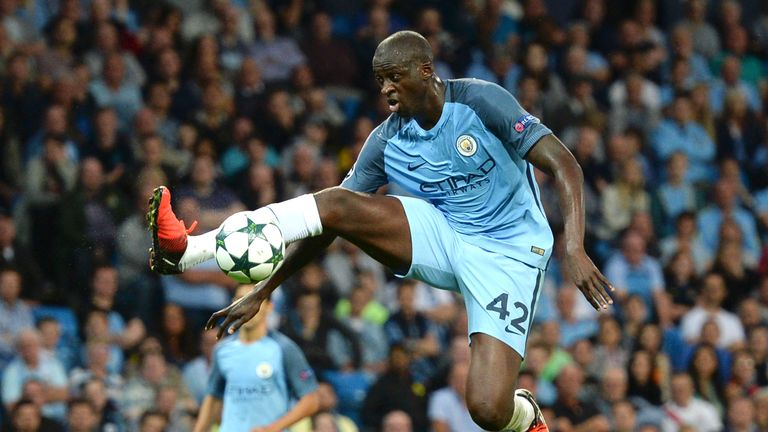 Yaya Toure's agent Dimitri Seluk has revealedthere has been interest from Manchester United and Arsenal for the midfielder
