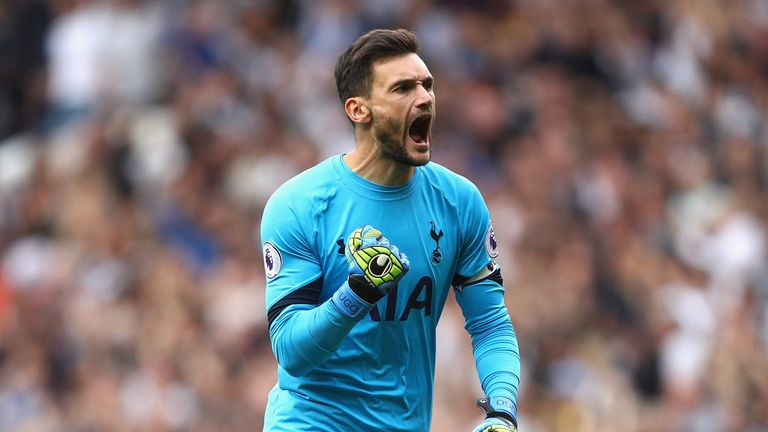 Hugo Lloris and the Tottenham defence have conceded a miserly five goals in the current Premier League campaign