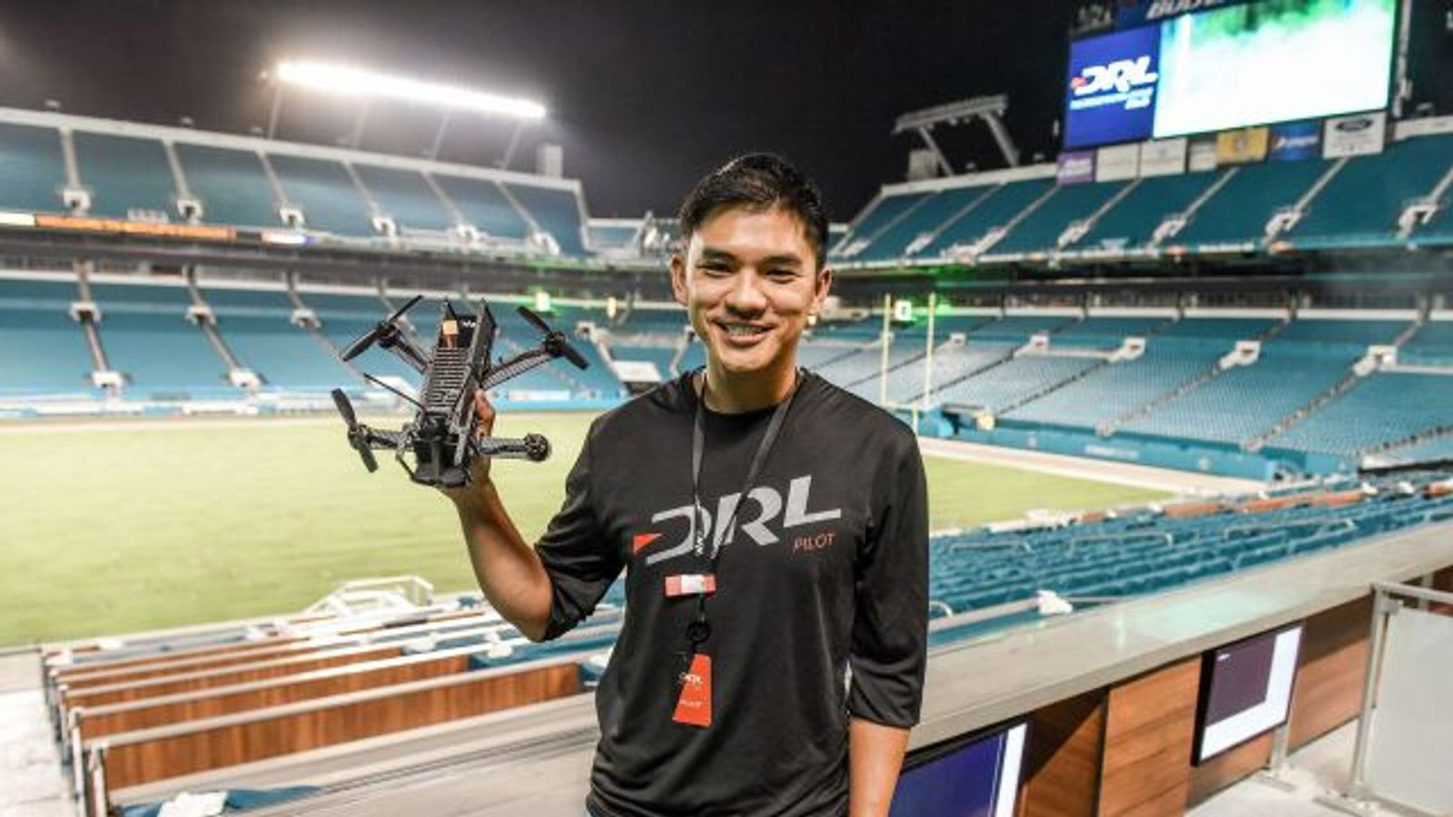 Drone Racing is coming to Sky Sports Mix