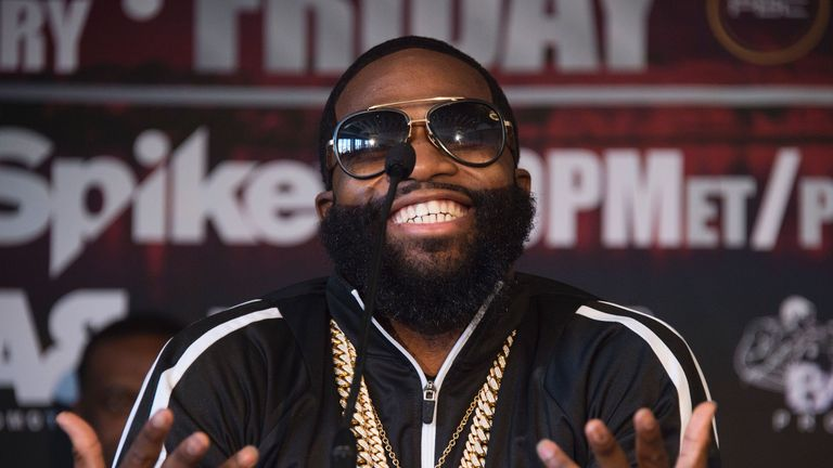 Adrien Broner is never far away from controversy